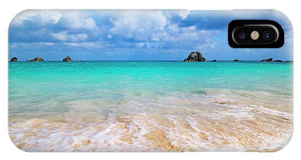 Carribbean iPhone Case - Tropical Paradise Beach Day  by Betsy Knapp