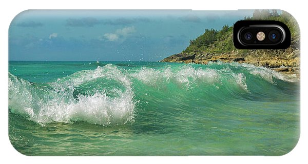 Carribbean iPhone Case - Tropical Paradise Place  by Betsy Knapp