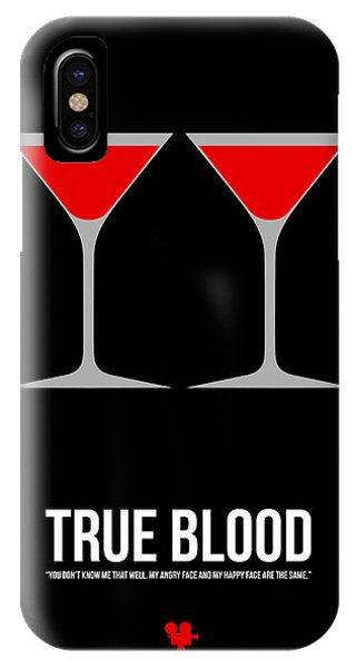 Hit iPhone Case - True Blood by Naxart Studio