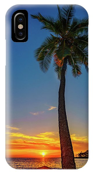 Tuesday 13th Sunset IPhone Case