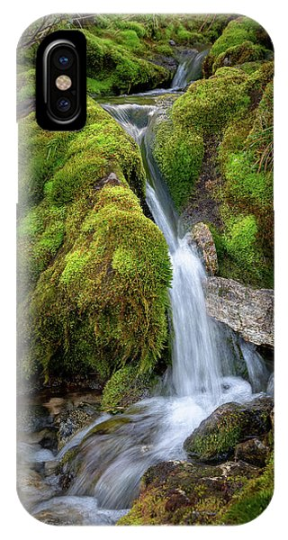 Tufteelvi, Norway IPhone Case