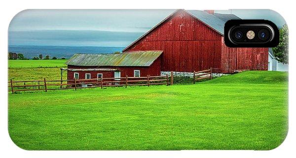Tug Hill Farm IPhone Case
