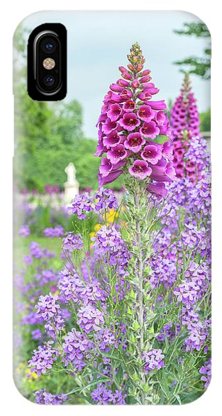 iPhone Case - Tuileries Garden, Paris, France by Lisa S. Engelbrecht
