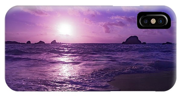 Carribbean iPhone Case - Turn Day Into Night Bermuda by Betsy Knapp