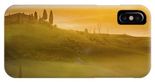 Tuscany In Gold IPhone Case