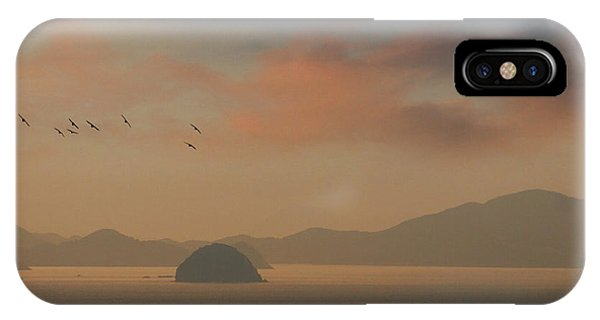 Twilight Calm IPhone Case