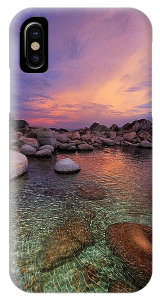 IPhone Case featuring the photograph Twilight Canvas  by Sean Sarsfield