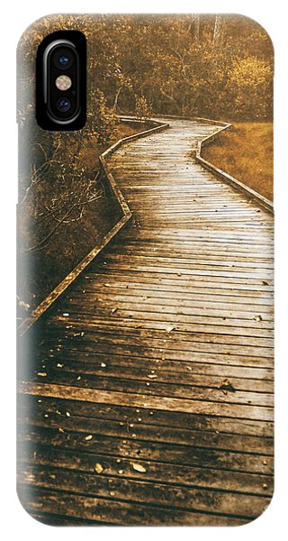 iPhone Case - Twisting Trails by Jorgo Photography - Wall Art Gallery