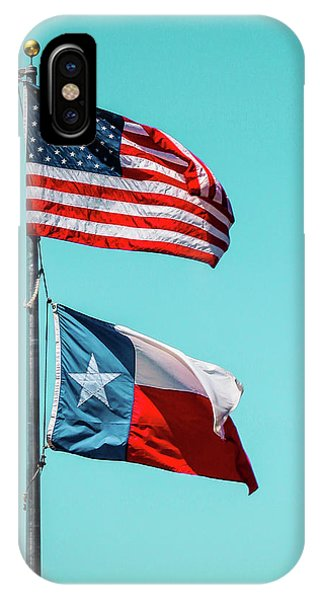 IPhone Case featuring the photograph Two Republics by SR Green