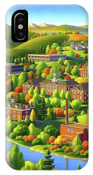 University Of Maine IPhone Case