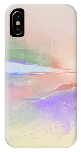 IPhone Case featuring the digital art Unconventional by Gina Harrison