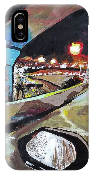Underpass At Nighht IPhone Case