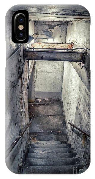 Chicago iPhone Case - Underworld by Bruno Passigatti