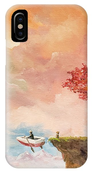 Unfettered IPhone Case