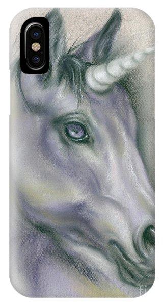 Unicorn Portrait IPhone Case