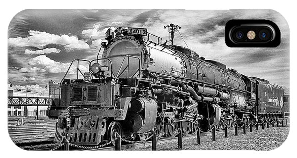 Union Pacific 4-8-8-4 Big Boy IPhone Case