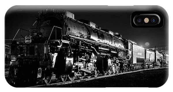 IPhone Case featuring the photograph Union Pacific Big Boy by Matthew Chapman