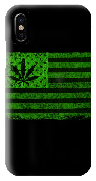 United States Of Cannabis IPhone Case