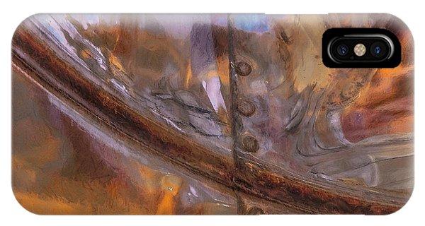 Untitled 9113b IPhone Case