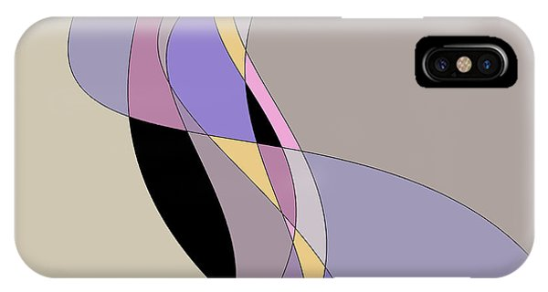 Untitled Abstract No. 29 IPhone Case