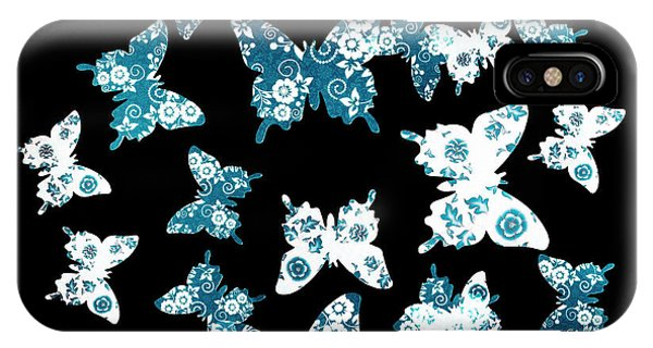 Outline iPhone Case - Up Blue Yonder by Jorgo Photography - Wall Art Gallery
