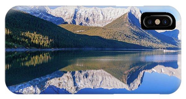 Upper Kananaskis Lake IPhone Case