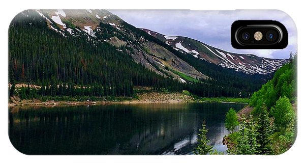 IPhone Case featuring the photograph Urad Lake by Dan Miller
