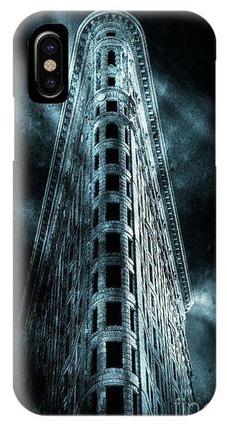 Digital Image iPhone Case - Urban Grunge Collection Set - 07 by Az Jackson