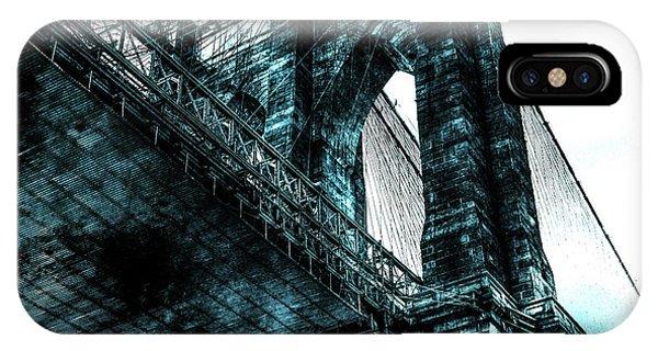 Digital Image iPhone Case - Urban Grunge Collection Set - 08 by Az Jackson