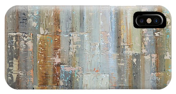 Urban iPhone Case - Urban Reflections I Day Version by Shadia Derbyshire
