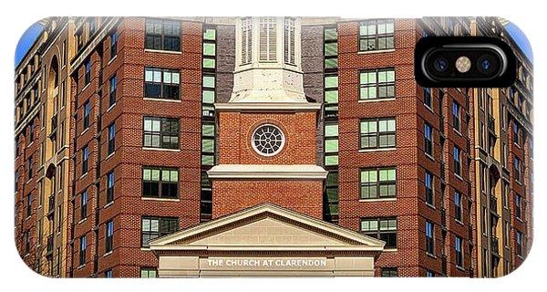 Urban Religion IPhone Case