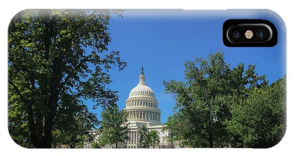Us Capitol IPhone Case