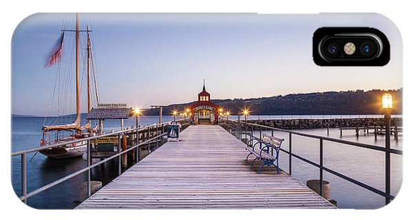 iPhone Case - Usa, New York, Finger Lakes Region by Walter Bibikow