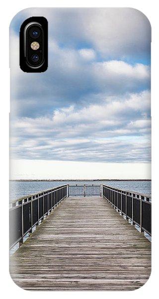 iPhone Case - Usa, Western New York, Buffalo, Lake by Walter Bibikow