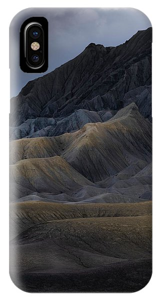 Factory iPhone Case - Utah Mountainside by Larry Marshall