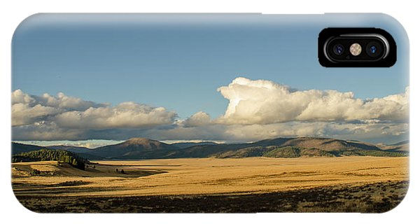 Valles Caldera National Preserve II IPhone Case