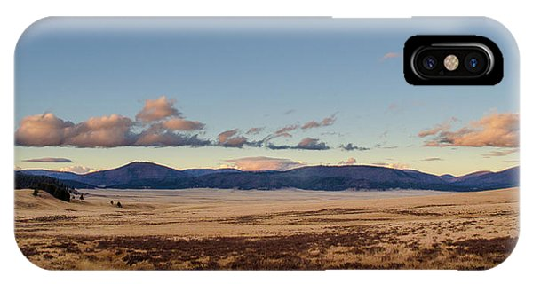 Valles Caldera National Preserve IPhone Case