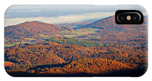 IPhone Case featuring the photograph Valley View by Candice Trimble