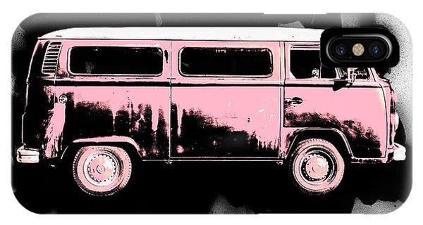 Volkswagen iPhone Case - Van Go by Jorgo Photography - Wall Art Gallery