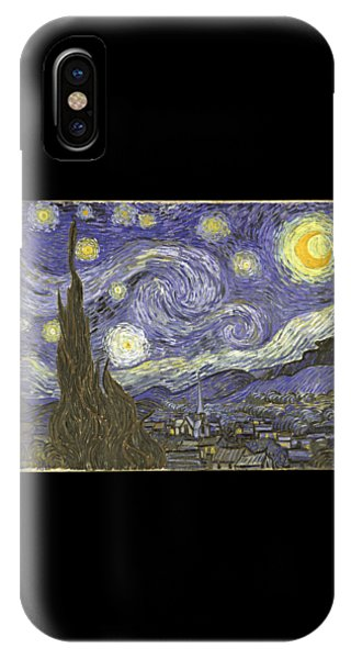 Van Goh Starry Night IPhone Case