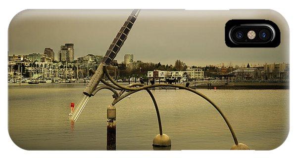 Vancouver Public Art IPhone Case