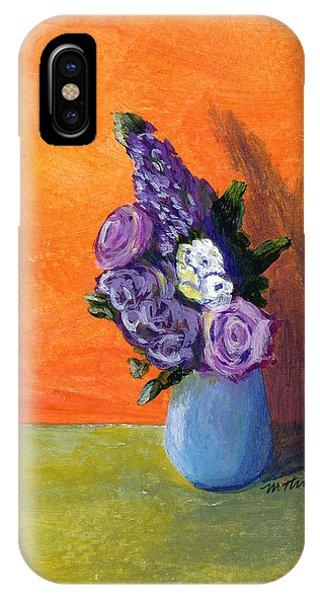 Vase 1 IPhone Case