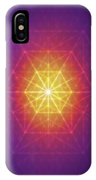Vector Equilibrium IPhone Case