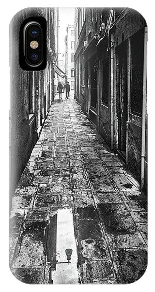 Venetian Alley IPhone Case