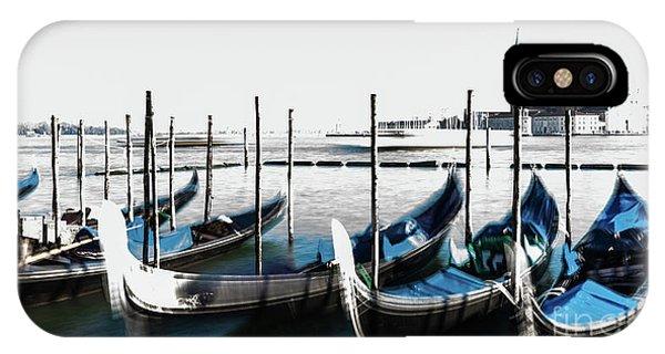 Venezia High-key, Italy IPhone Case