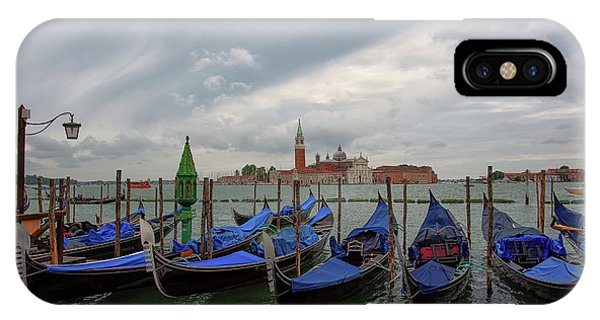 Venice Gondola's Grand Canal IPhone Case