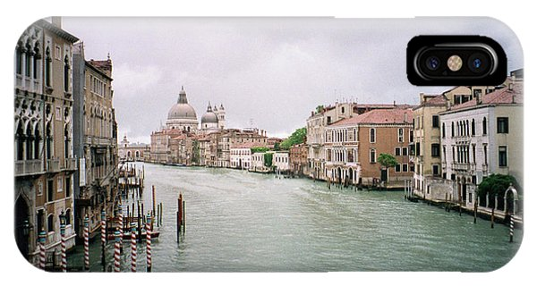 Dick Goodman iPhone Case - Venice Grand Canal by Dick Goodman