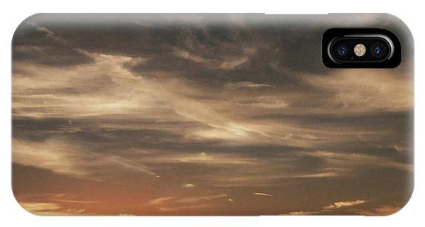 Ventura Sunset IPhone Case