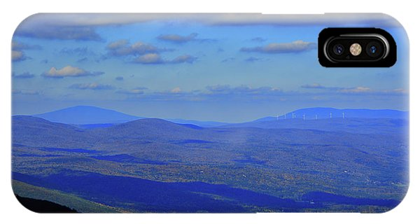 IPhone Case featuring the photograph Vermont From The Summit Of Mount Greylock 3 by Raymond Salani III