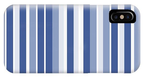 Vertical Lines Background - Dde605 IPhone Case
